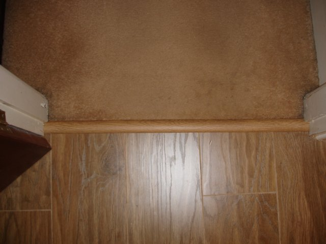 Laminate to carpet for Carpet and laminate flooring
